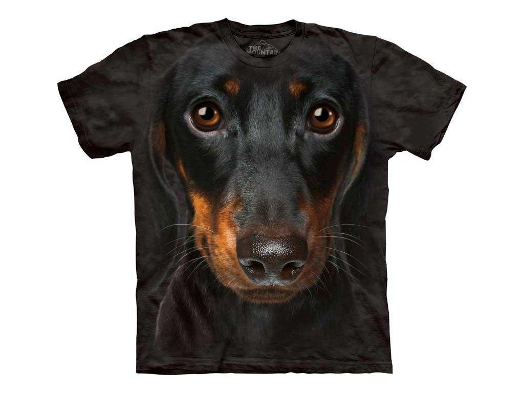 Tričko Jezevčík