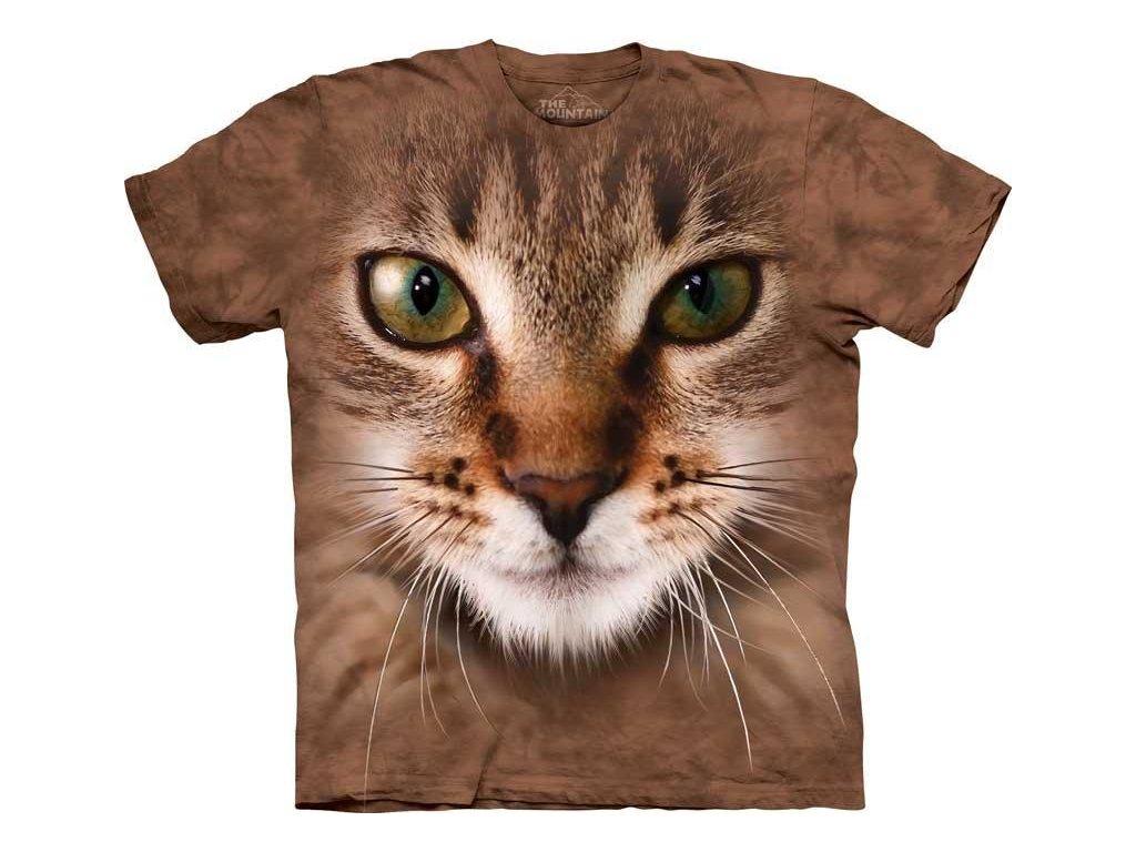 Tričko Mourovatá kočka