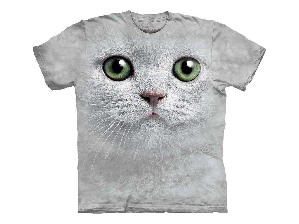 Tričko Zelenooká kočka - 2017