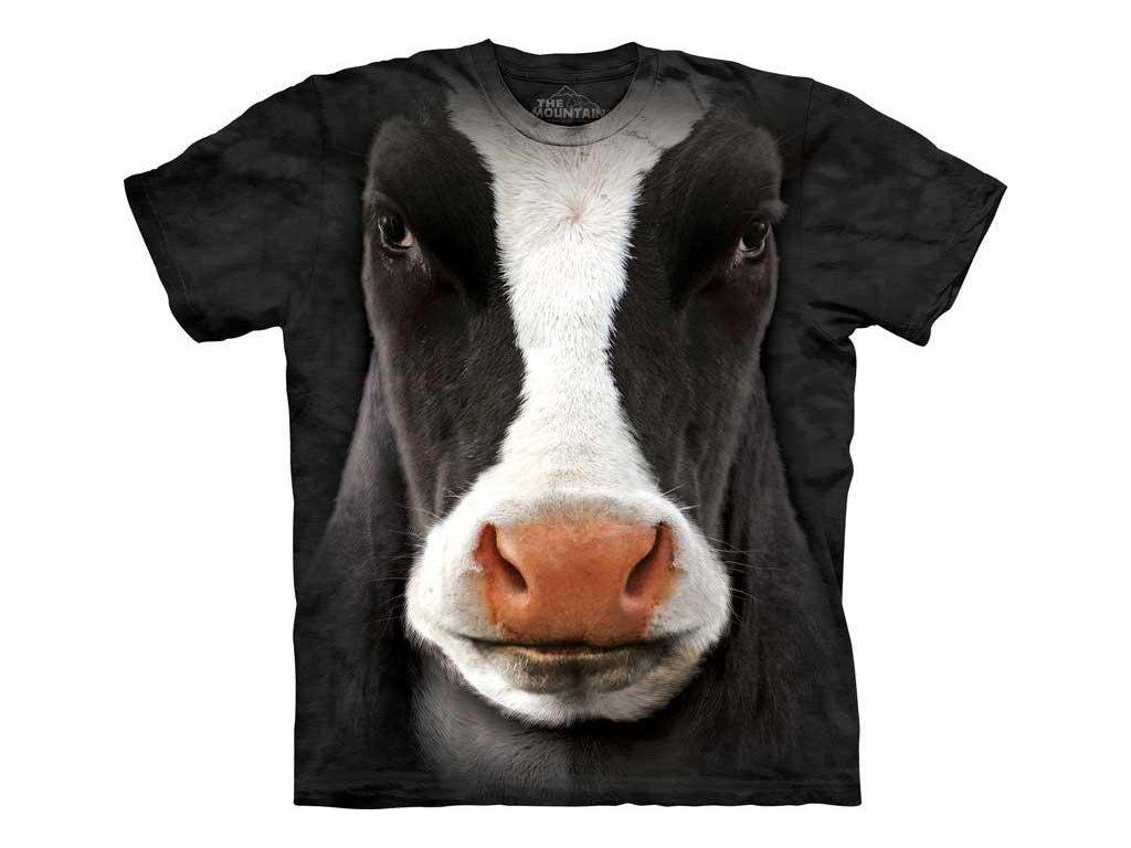 Tričko Černá kráva