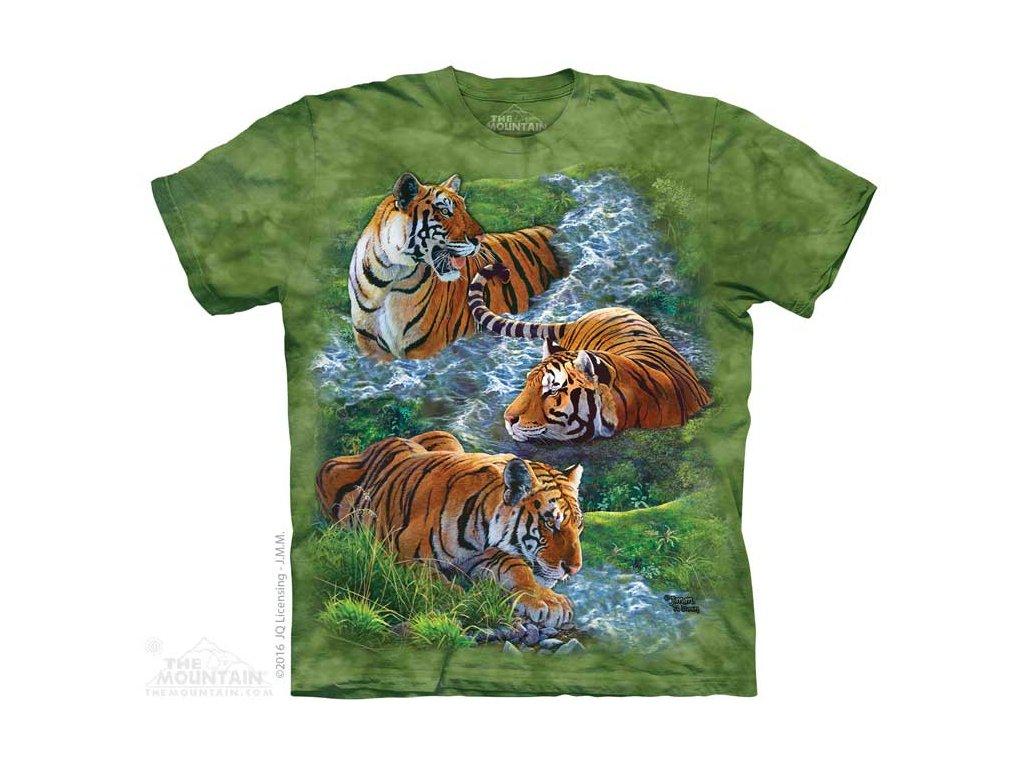 Dětské Tričko Vodní Tygři - 2017