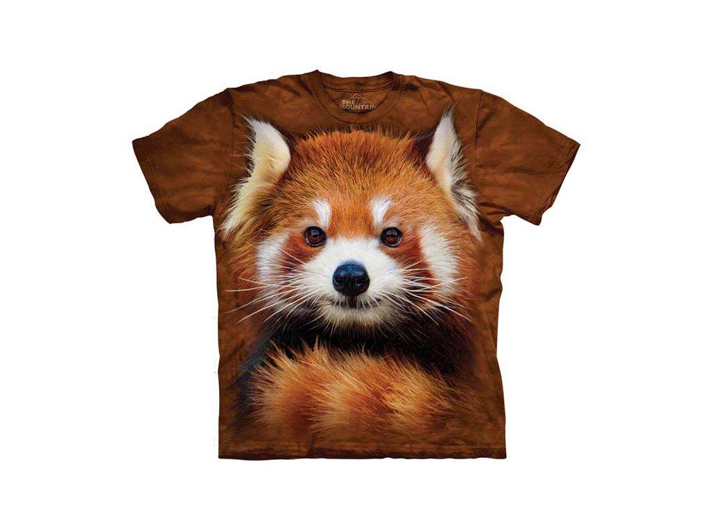 Dětské Tričko Červená Panda