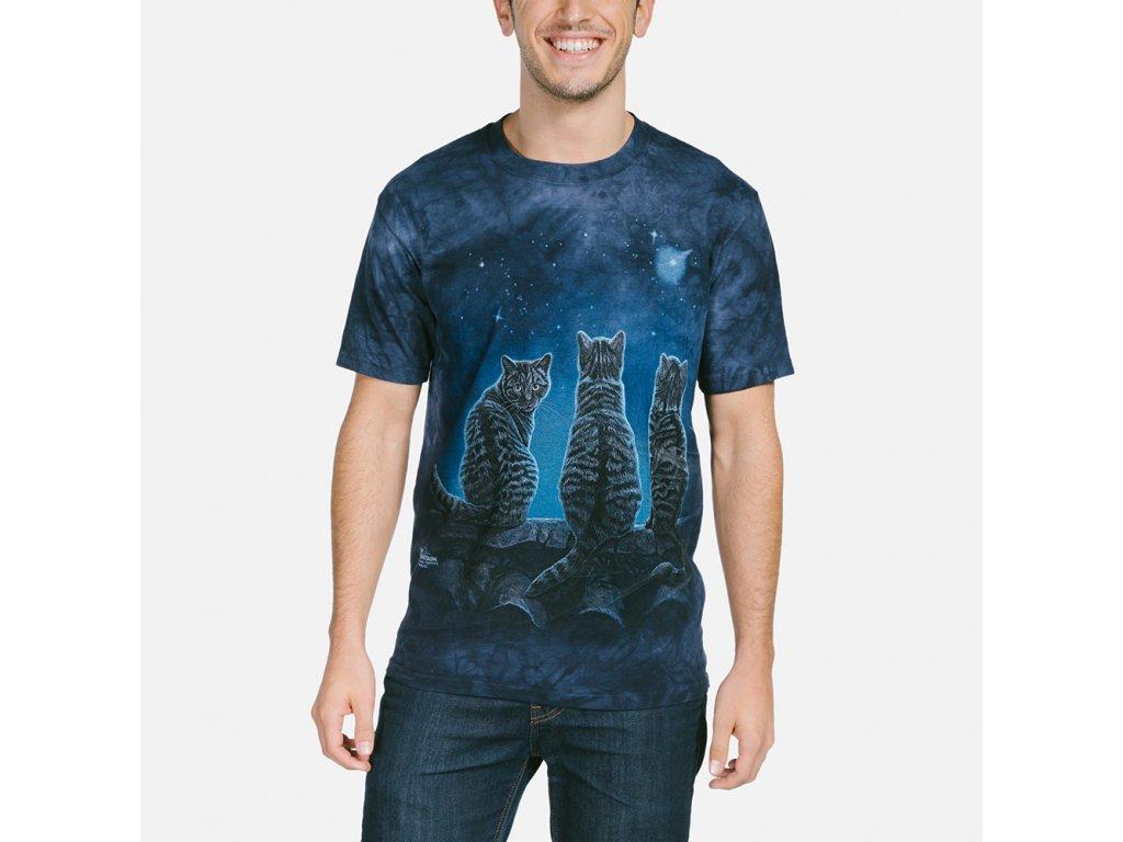 Tričko Chceme za Hvězdama