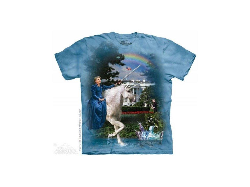 Tričko Hillary bere Dům - 2017