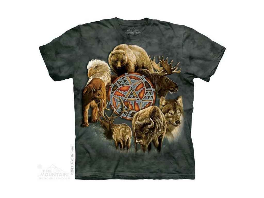 Tričko Duchovní Kruh