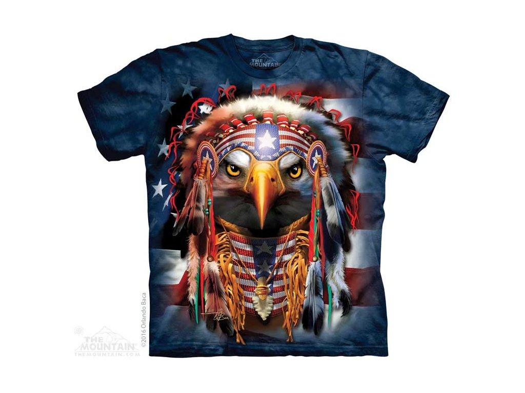 Tričko Patriotický Orel