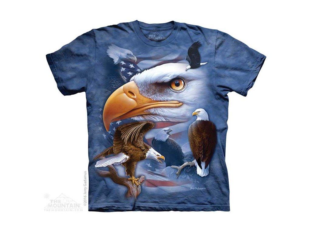 Tričko Volný k Létání