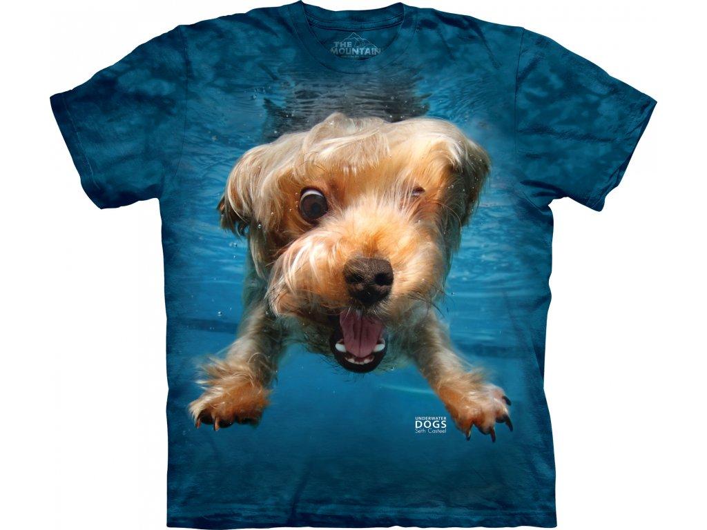 Dětské Tričko potápějící se Pes Brody