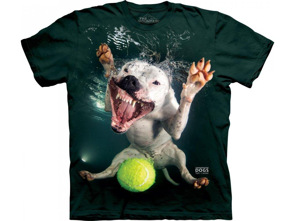 Tričko Potápějící se Pes Grace - 2017