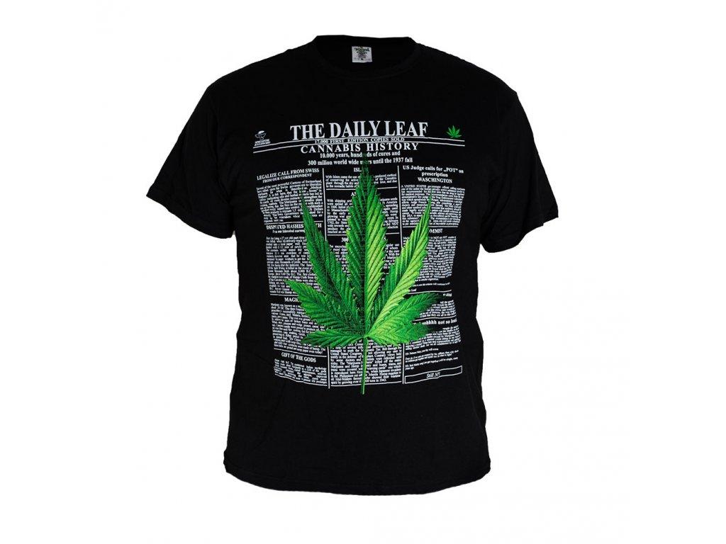Tričko Marihuana Cannabis News