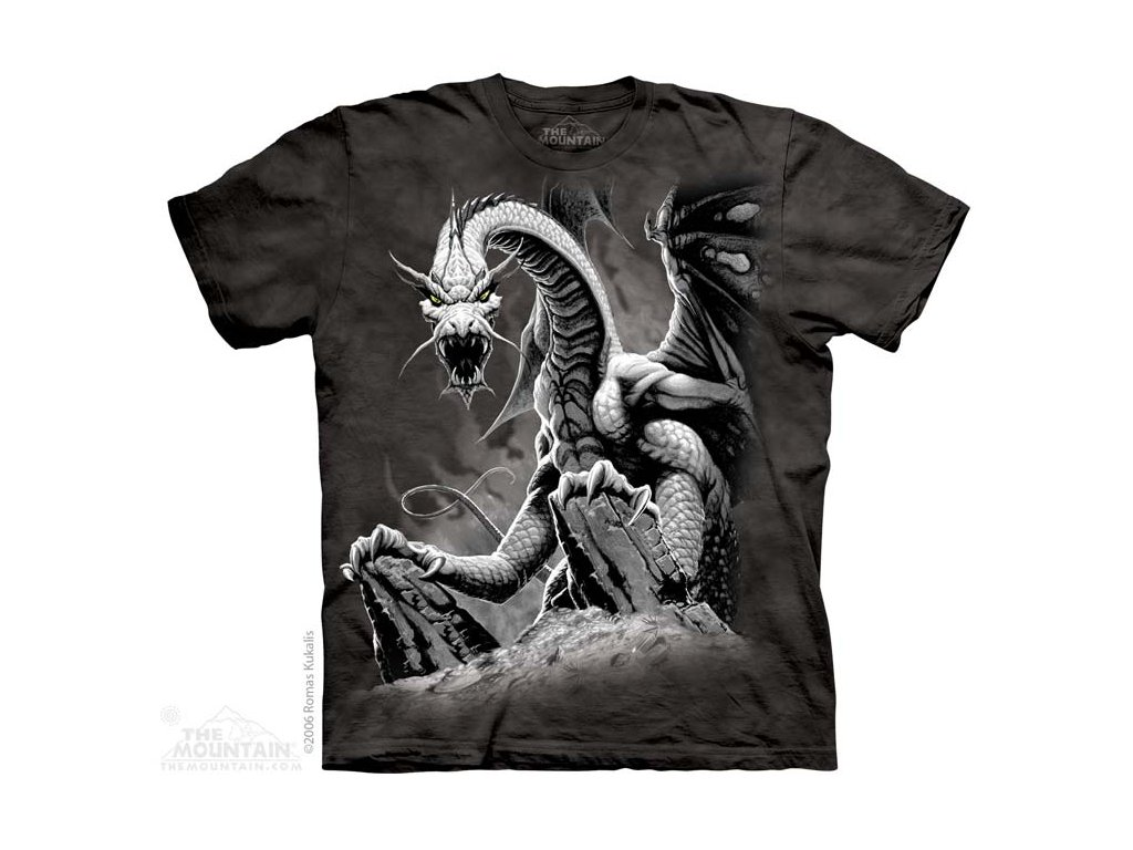 Tričko Black Dragon - Dětské