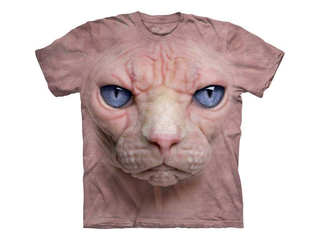 Tričko Bezvlasá Kočka