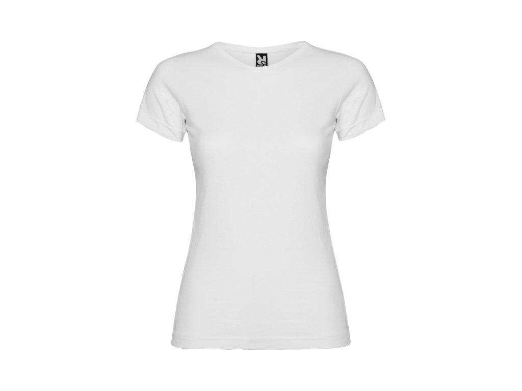 Holčičí Tričko Bílé