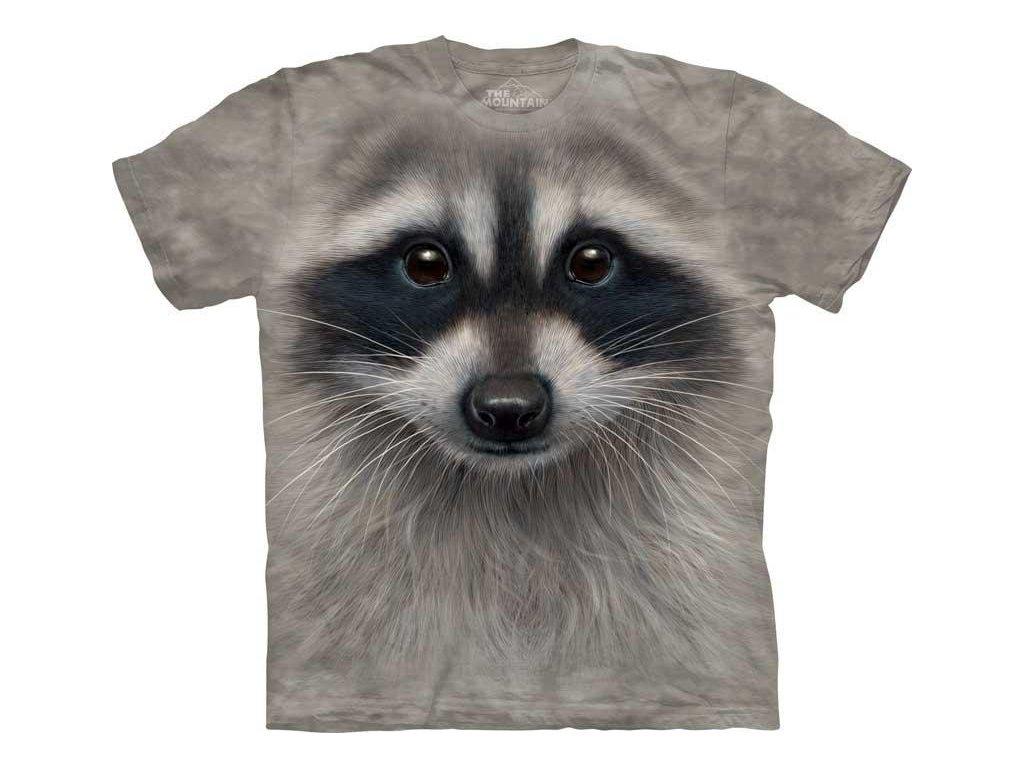 Tričko Tvář Mývala - Dětské
