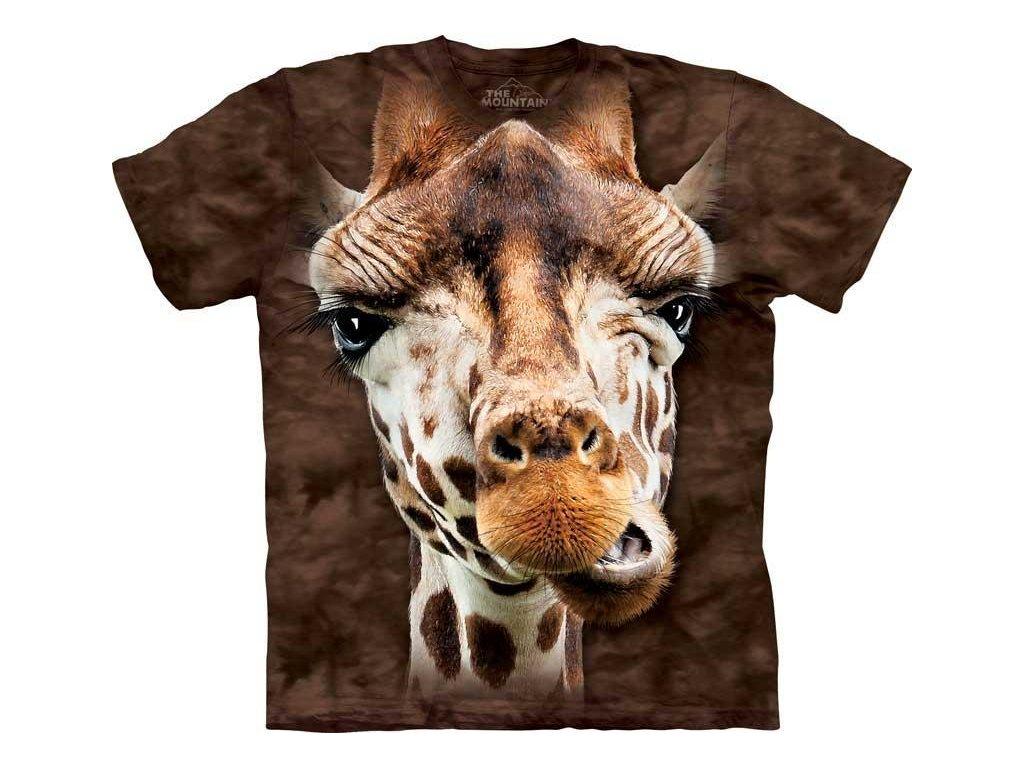 Tričko Žirafa - Dětské