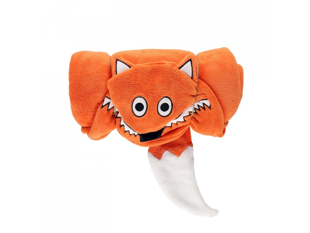 Dětská fleecová deka - Liška