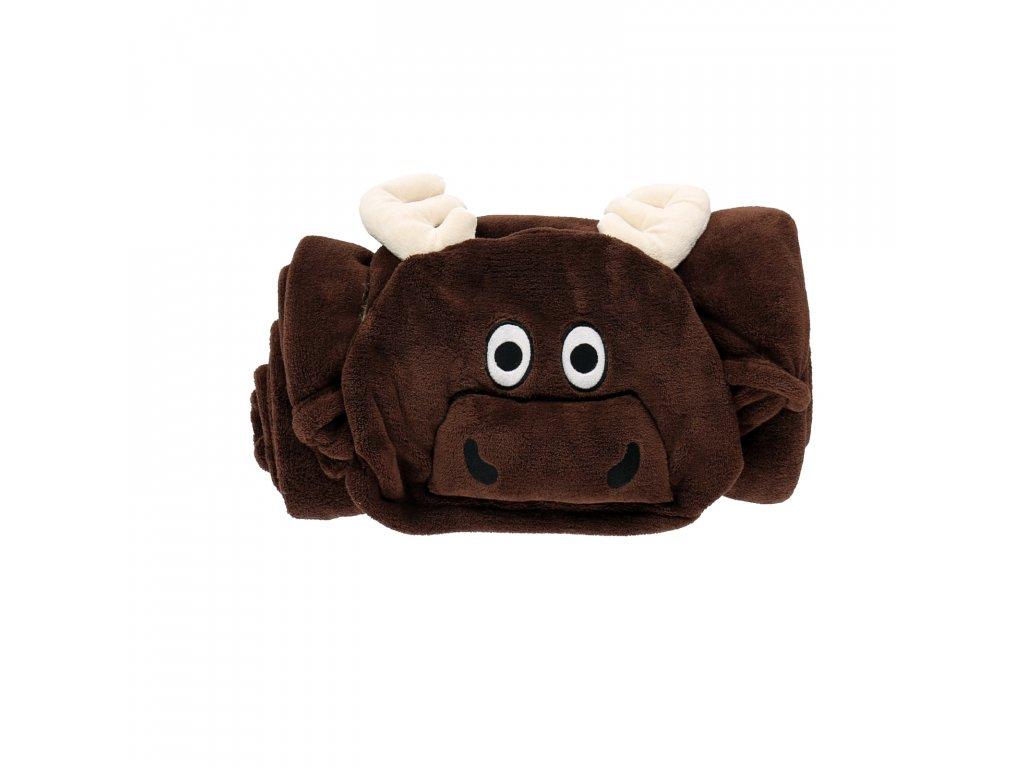 Dětská fleecová deka - Los
