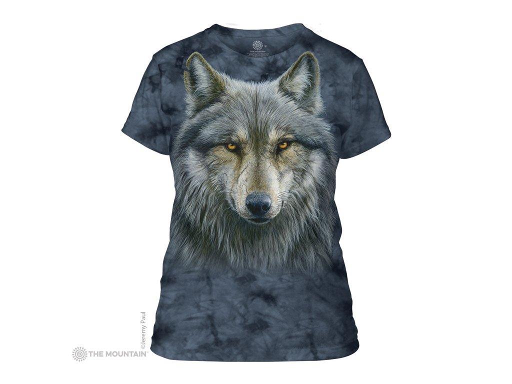 Tričko Vlk Bojovník Dámské