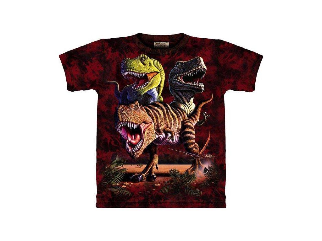 Tričko Tyranosaurus Rex - Dětské - 2017