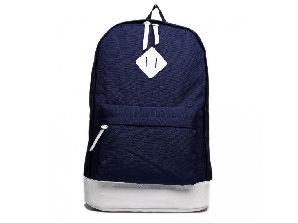 Vodovzdorný unisexový batoh - modrý