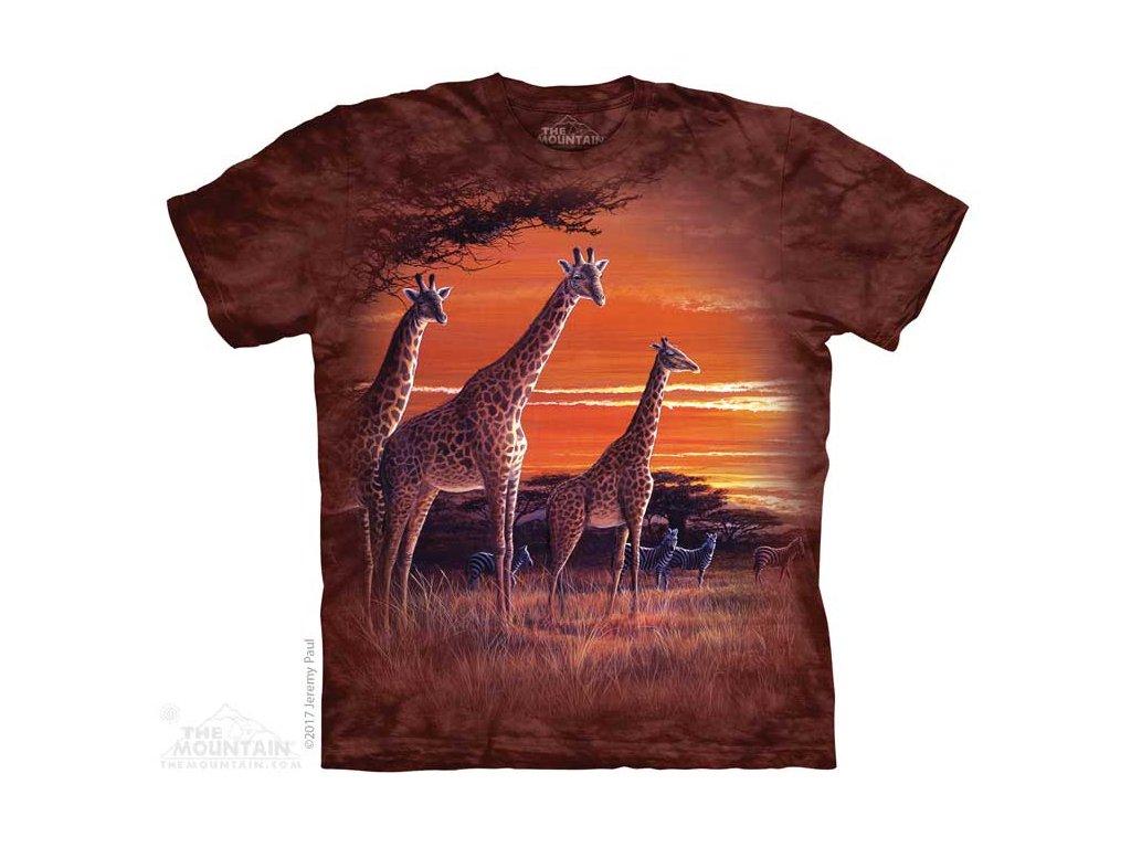 Tričko Západ Slunce
