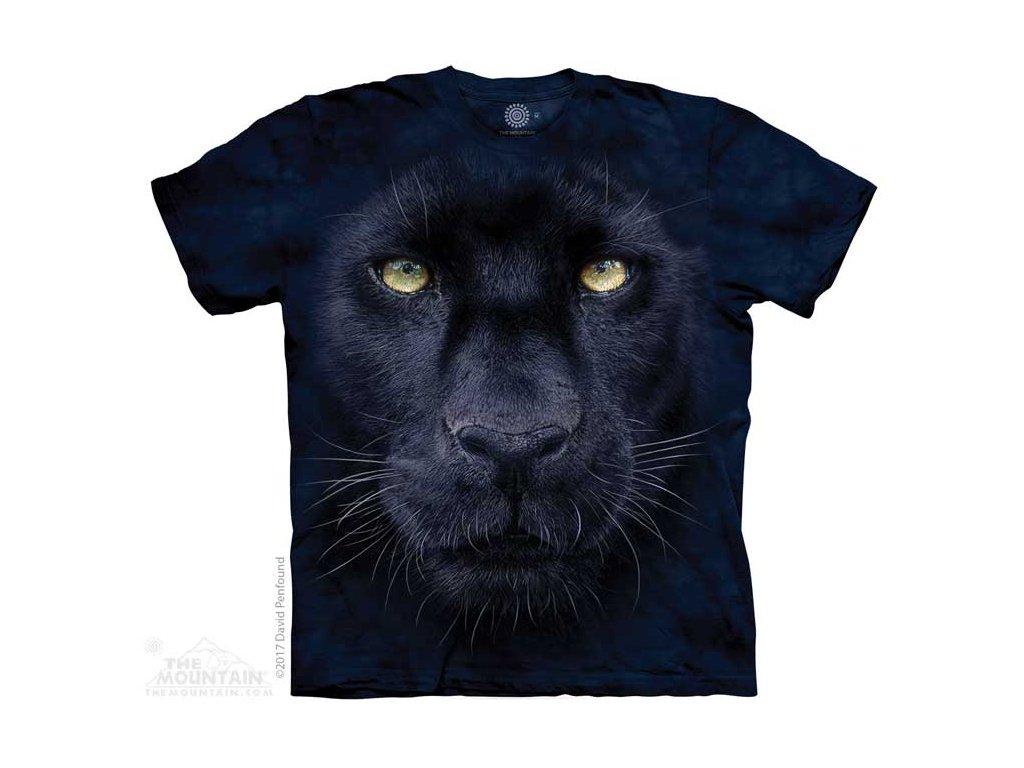 Tričko Černý Panter