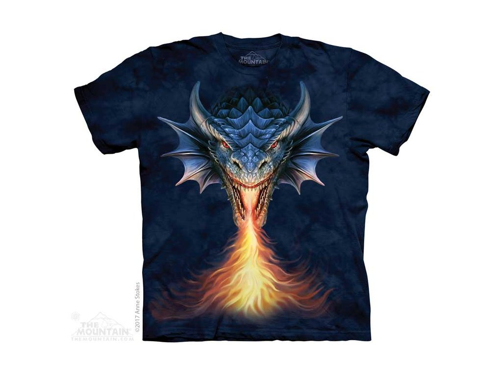 Tričko Ohnivý drak