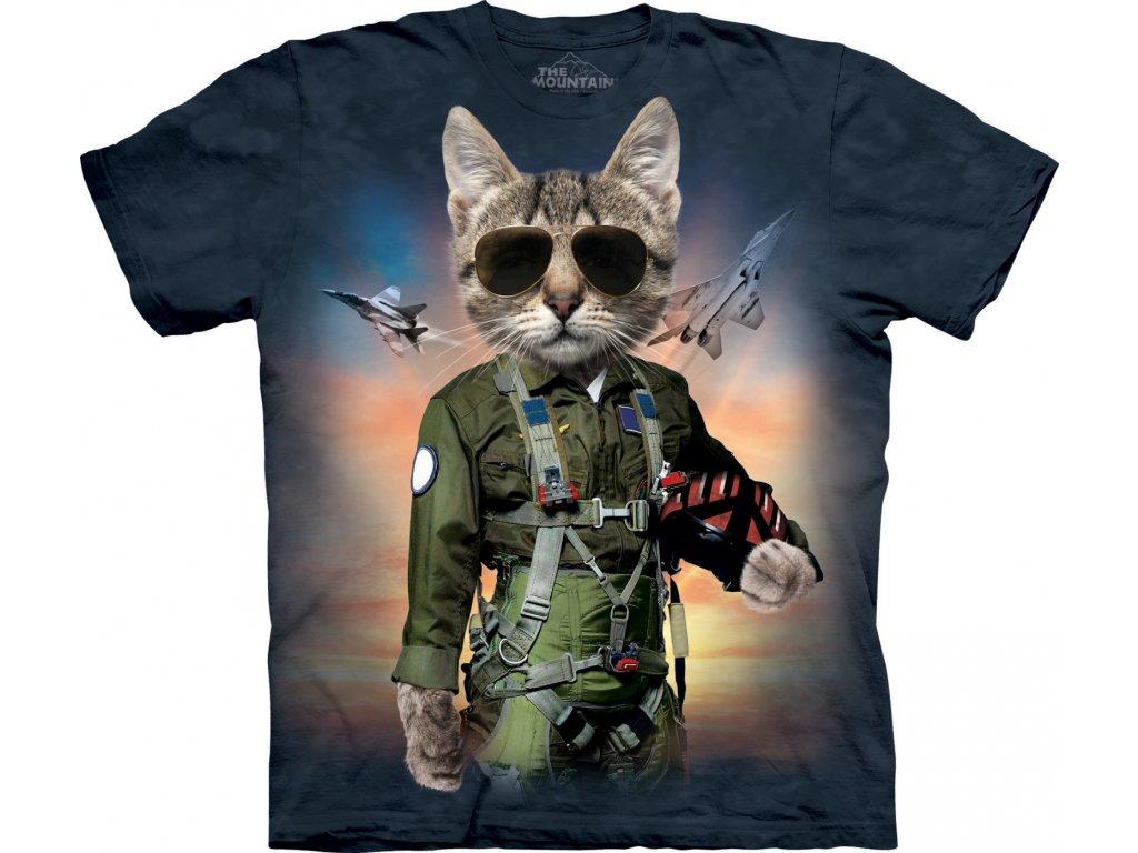 Dětské Tričko Tom Cat
