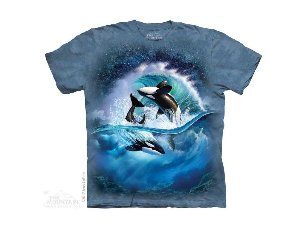 Tričko Orca Wave