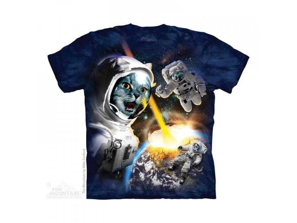 Tričko Kočičky ve vesmíru