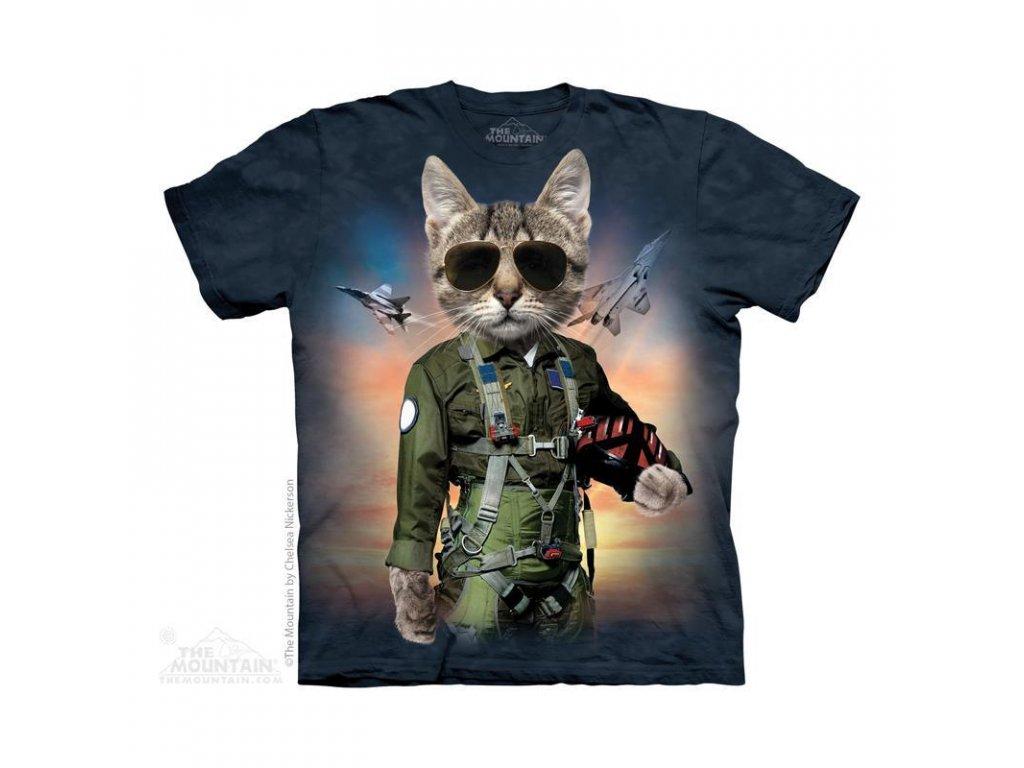Tričko Bojová číča