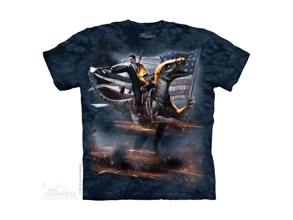 Tričko Útočný dinosaur - 2017