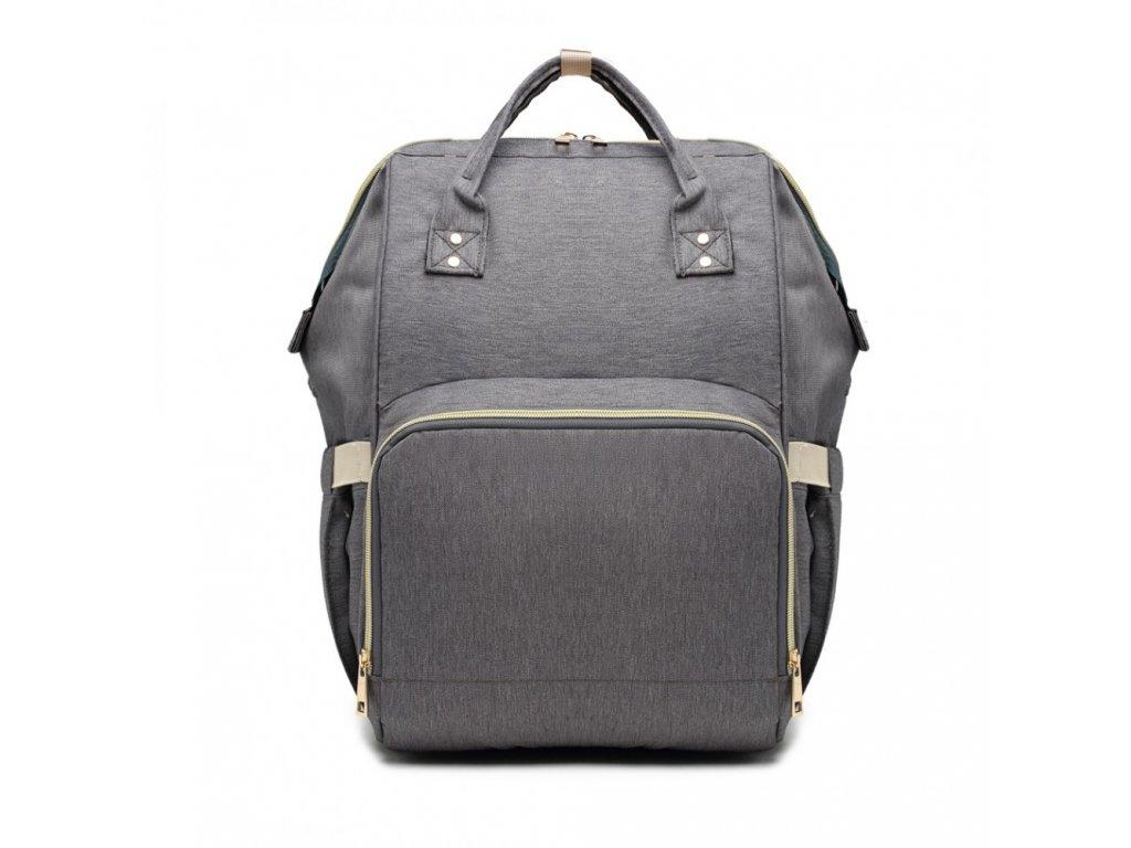 Cestovní batoh - šedý