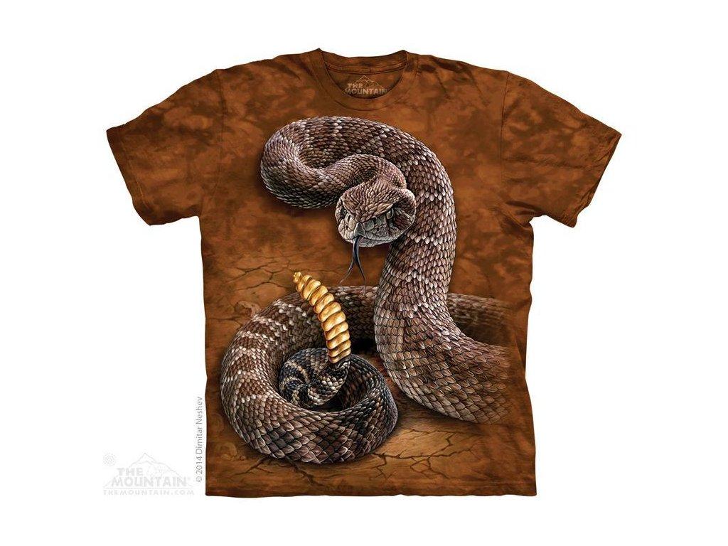 Tričko Chřestýš