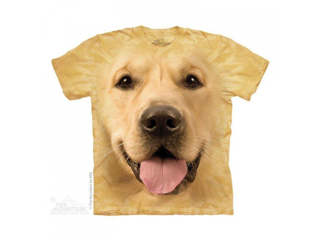Tričko Zlatý retrievr