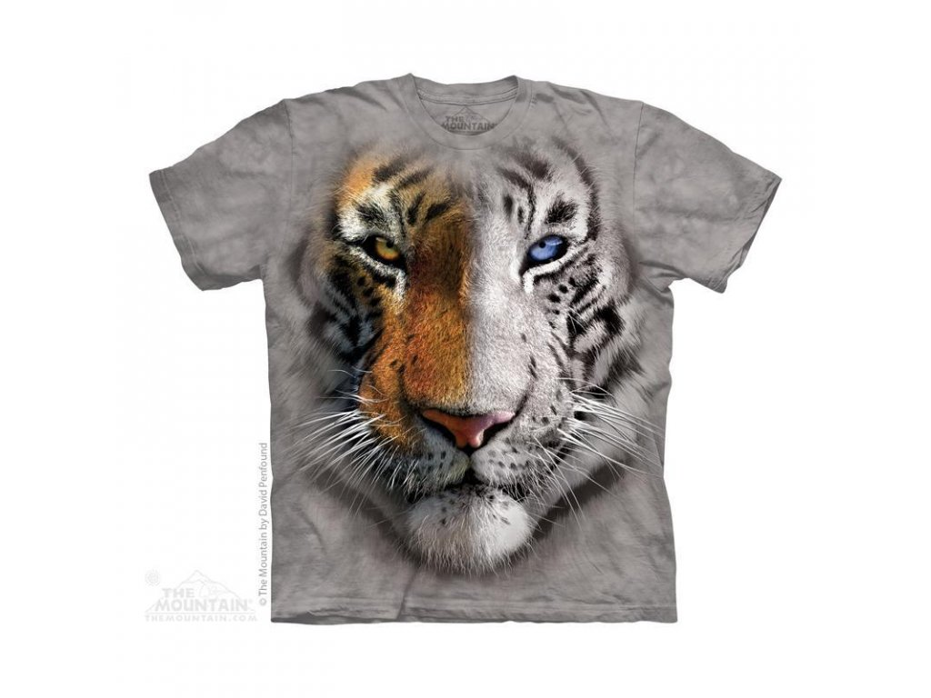 Tričko Tygr dvou tváří - 2017