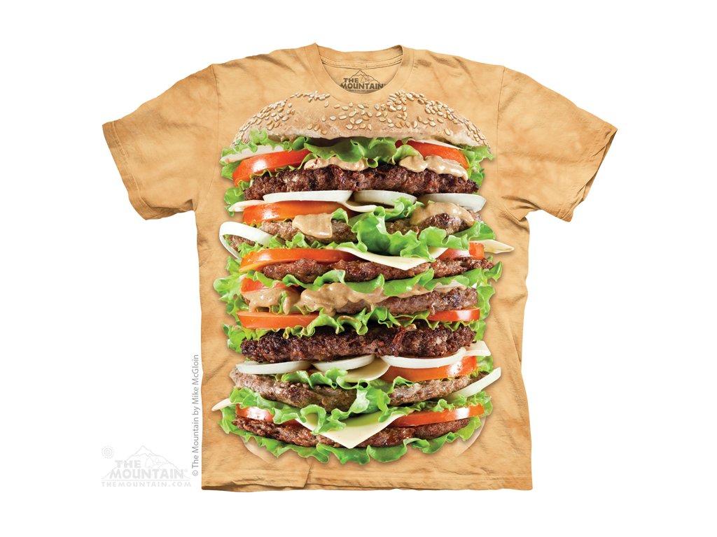 Tričko Big Burger - 2017
