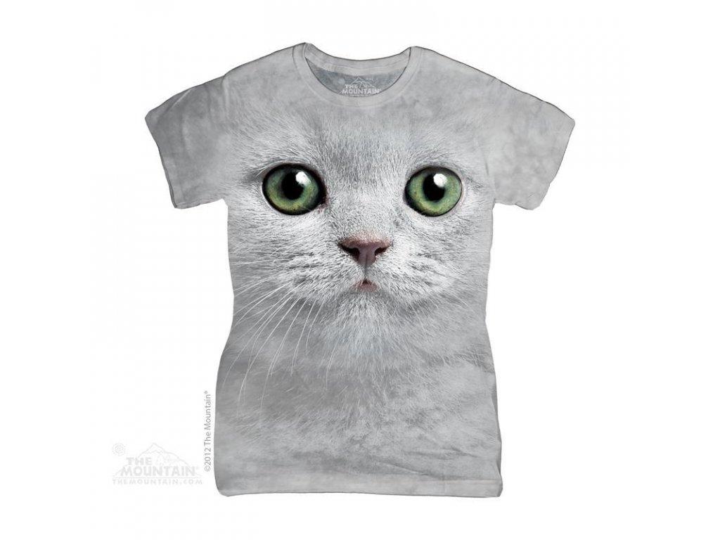 Tričko Kočička - Dámské