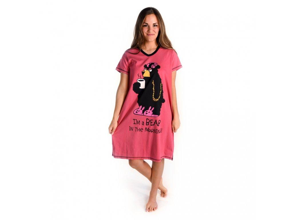 5809abee403 Dámská Noční Košile Medvěd · Dámská Noční Košile Medvěd