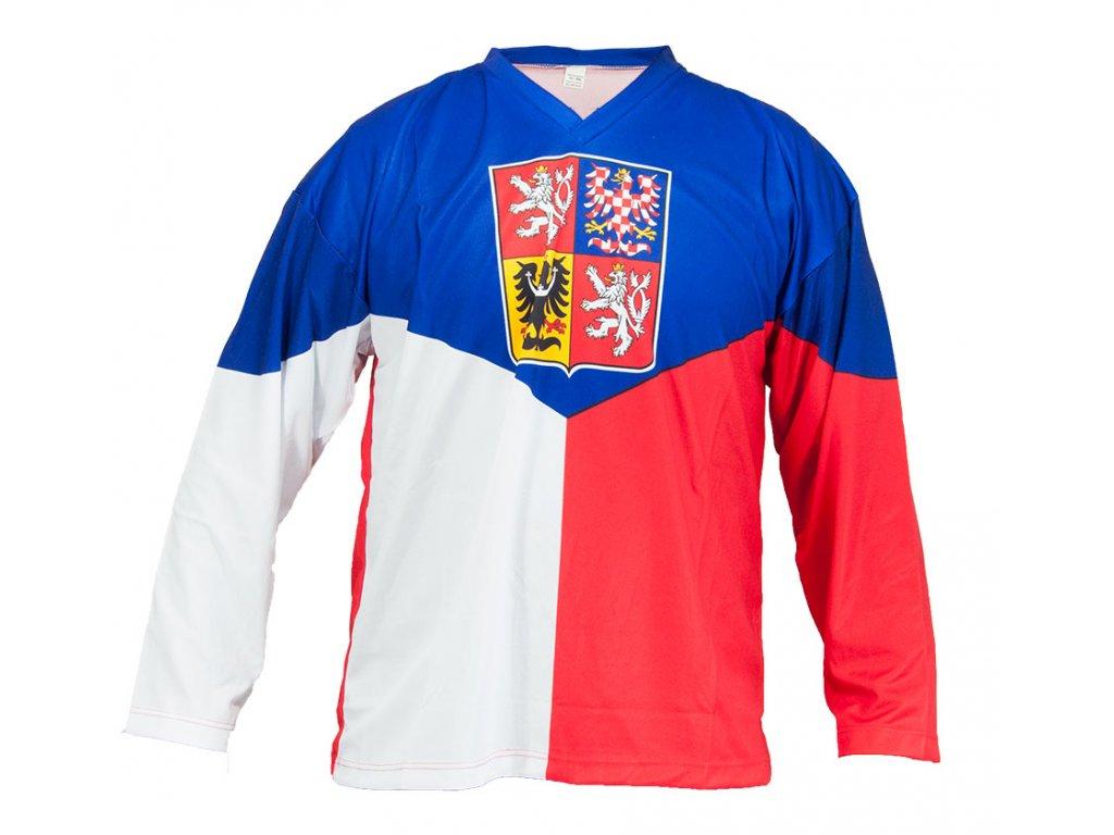 Hokejový Dres Česká republika Domácí