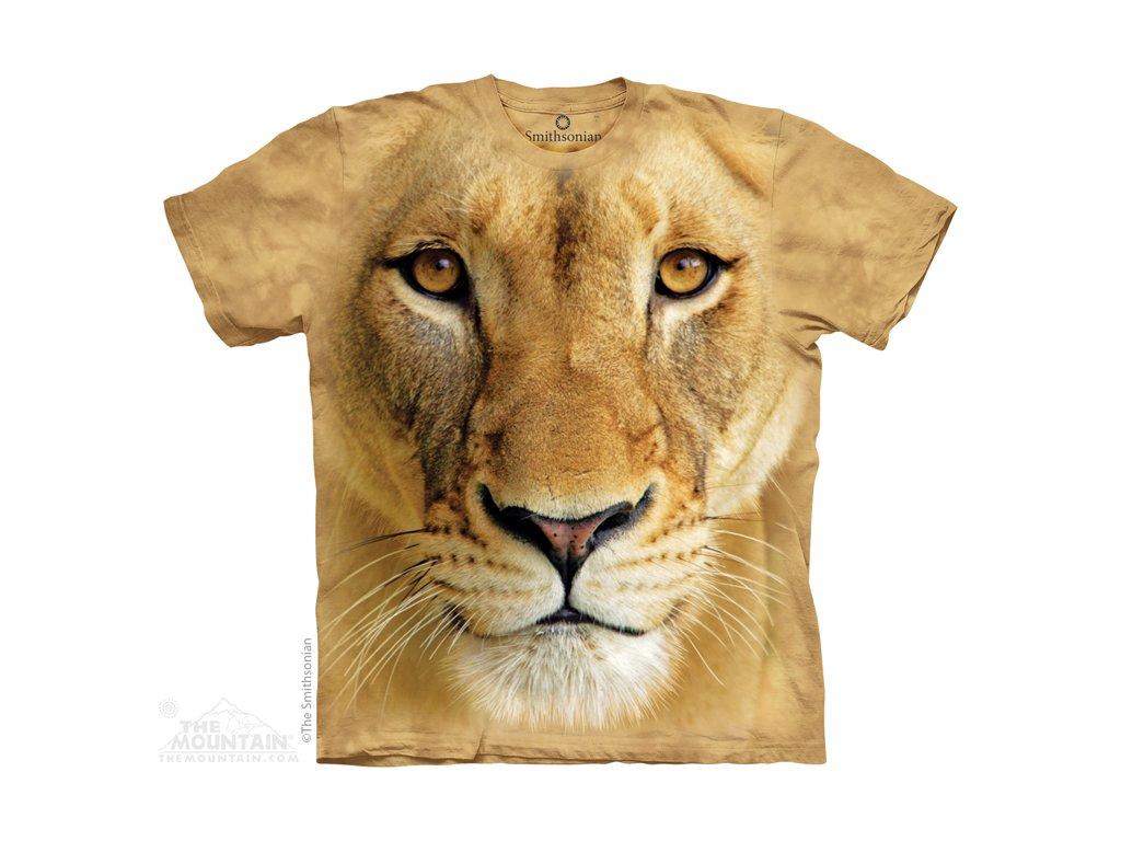 Tričko Velká Lví Tvář