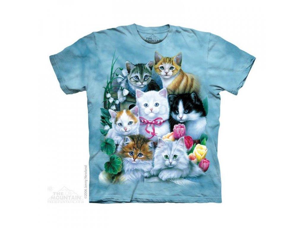 Tričko Kočičky