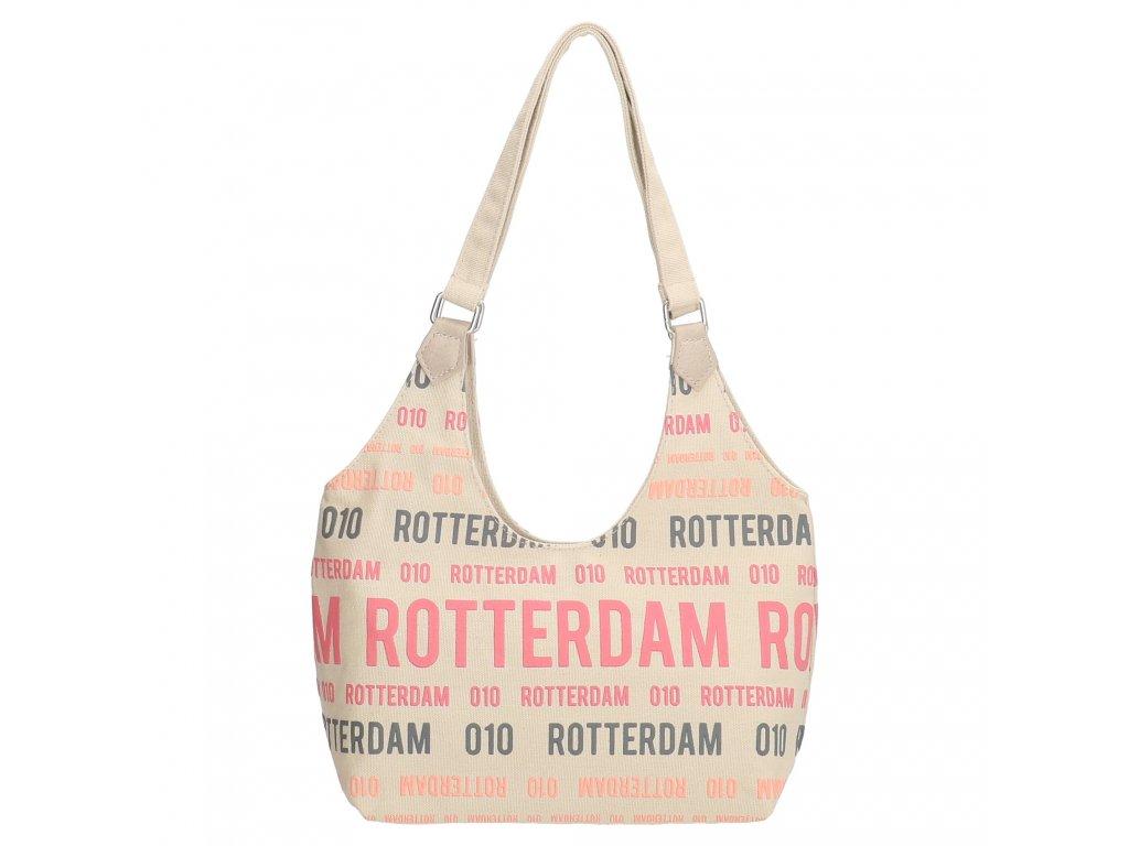 Taška na rameno PE-FLORENCE - Rotterdam - béžováTaška na rameno PE-FLORENCE - Rotterdam - béžová
