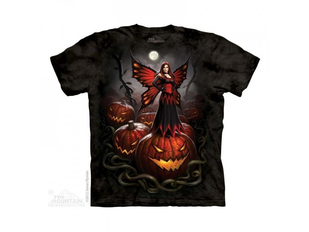 Tričko Víla Halloween