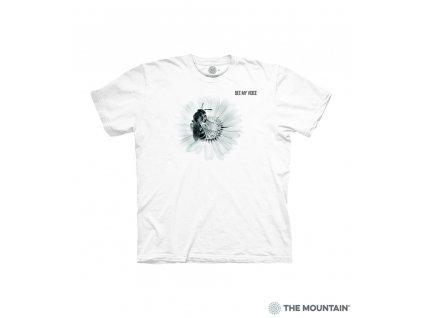 Tričko Včelka na kopretině - Dětské