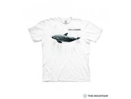 Tričko Vaquita (nejmenší delfín na světě) - Dětské