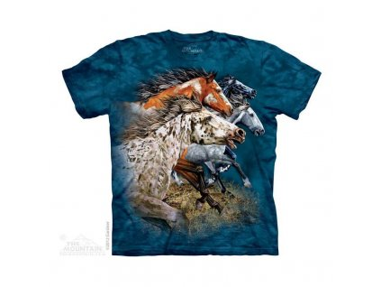Tričko Koně