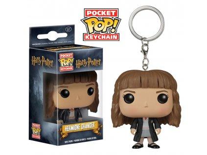 Harry Potter - Hermiona Grangerová - klíčenka - pocket POP