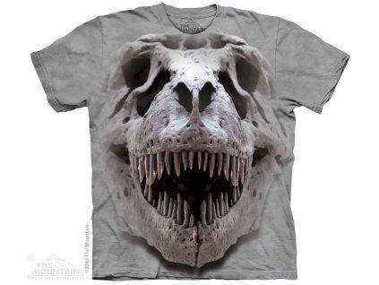 Tričko Dinosaur Lebka