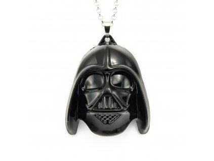 Náhrdelník Star Wars - Hvězdné války - Darth Vader
